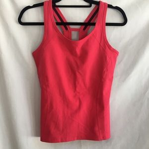 Yummie by heather thomson pink athletic tank